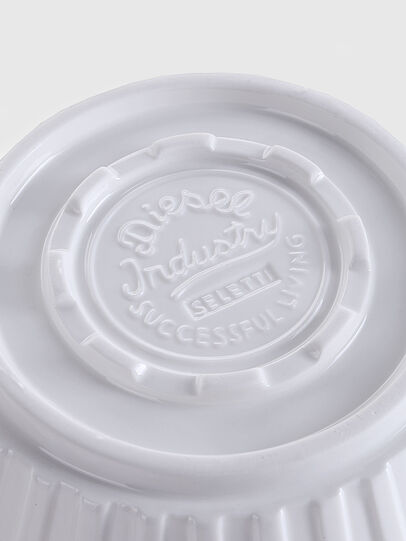 Diesel - 10980 MACHINE COLLEC, White - Bowl - Image 3
