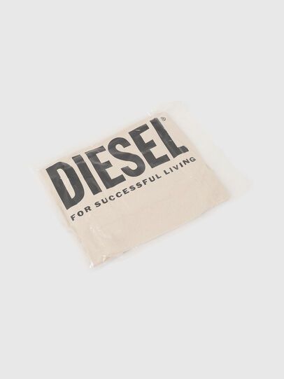 Diesel - LYVENZA, White/Black - Shopping and Shoulder Bags - Image 7