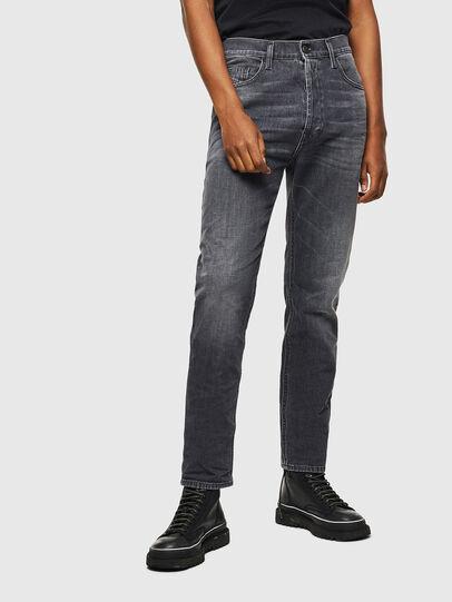 Diesel - D-Eetar 0095I, Black/Dark grey - Jeans - Image 1