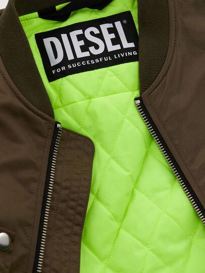 Diesel - J-JAVIER, Military Green - Jackets - Image 8