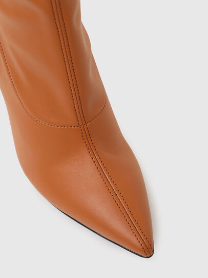 Diesel - D-YUCCA AB, Light Brown - Ankle Boots - Image 4
