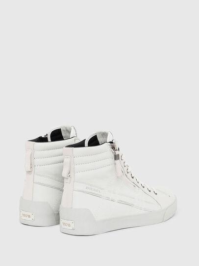 Diesel - D-STRING PLUS, White - Sneakers - Image 3