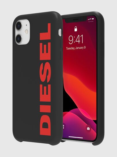 Diesel - DIPH-029-STBR, Black/Red - Cases - Image 1