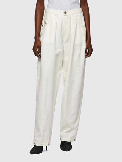 Diesel - P-CONCIAS, White - Pants - Image 1