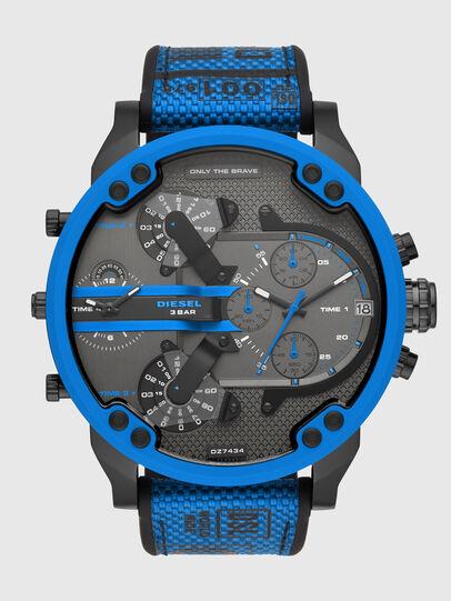 Diesel - DZ7434, Blue/Black - Timeframes - Image 1