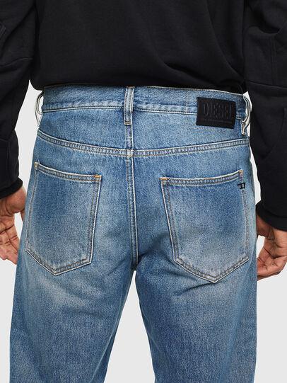 Diesel - D-Macs 009BT, Light Blue - Jeans - Image 5