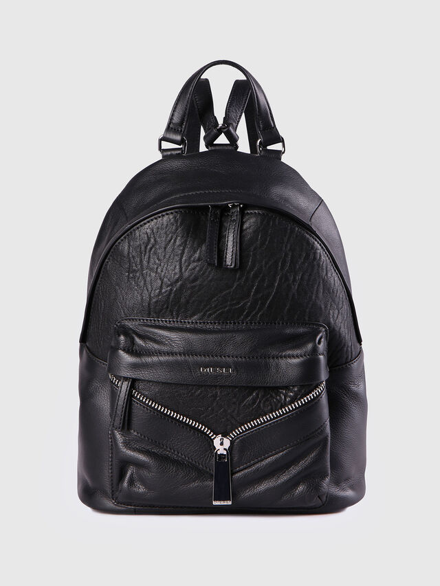 Diesel LE-ONY, Black - Backpacks - Image 1