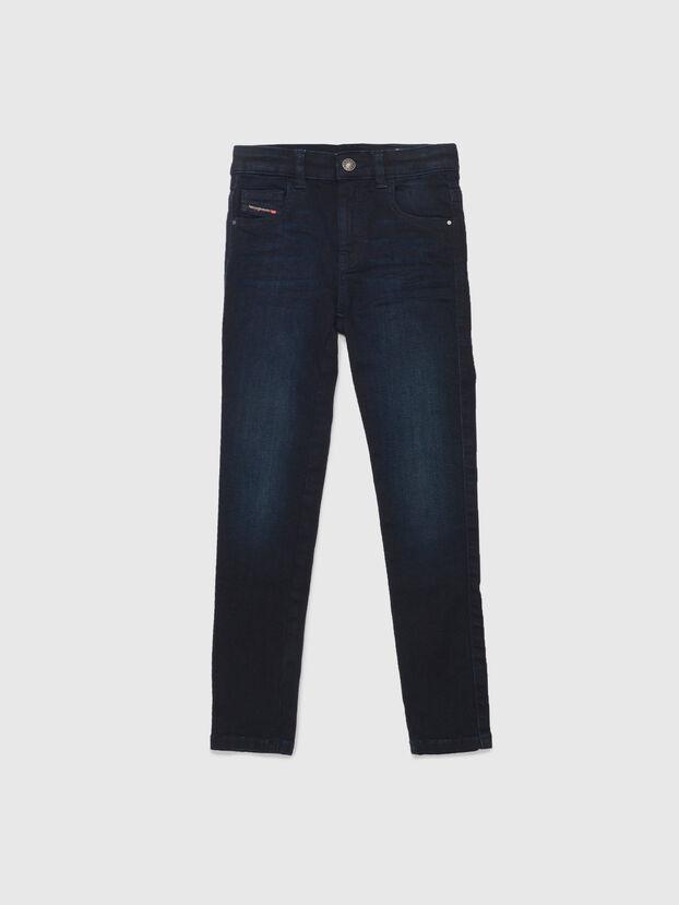 D-SLANDY-HIGH-J, Medium blue - Jeans