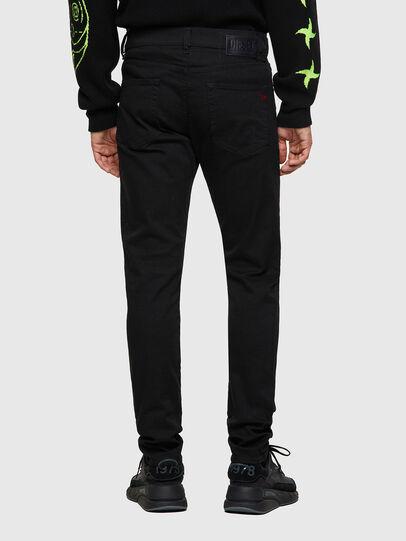 Diesel - D-Strukt 0688H, Black/Dark grey - Jeans - Image 2