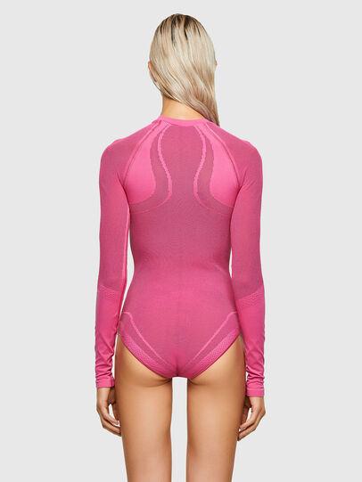 Diesel - UFBY-BODY-SML, Pink - Bodysuits - Image 2