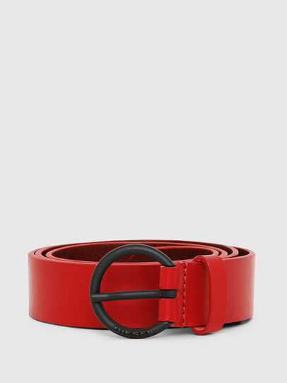 Diesel - B-RING, Fire Red - Belts - Image 1