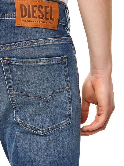 Diesel - Sleenker 09A60, Medium blue - Jeans - Image 4