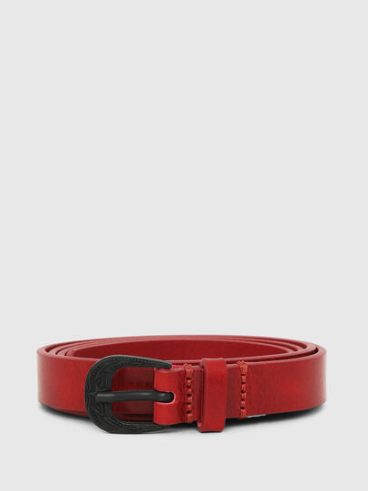 Diesel - B-ROTZO, Red - Belts - Image 1