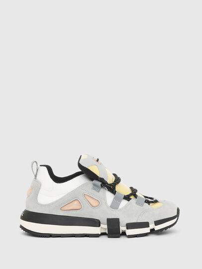 Diesel - H-PADOLA SL W, Grey/White - Sneakers - Image 1