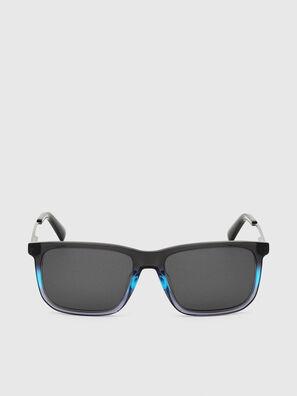 DL0309, Black - Sunglasses