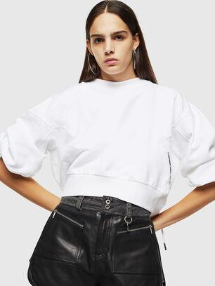 F-MONDY, White - Sweaters