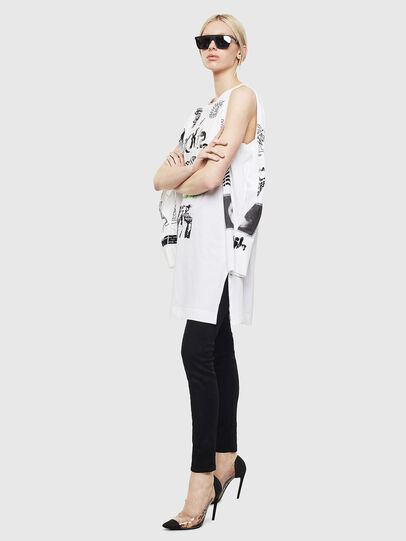 Diesel - T-ROSY-A,  - T-Shirts - Image 5