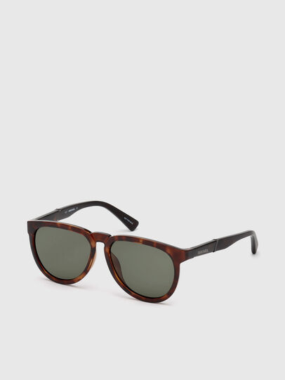 Diesel - DL0272, Brown - Kid Eyewear - Image 2