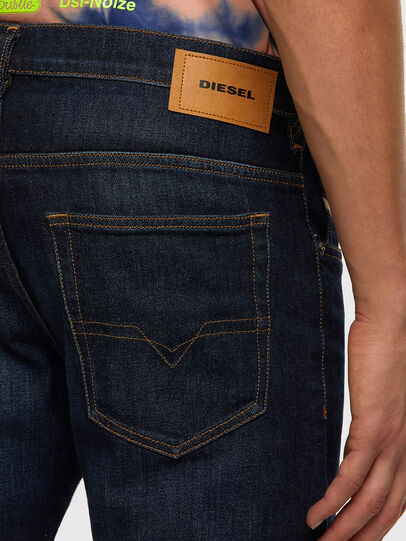 Diesel - D-Yennox 009EQ, Dark Blue - Jeans - Image 4