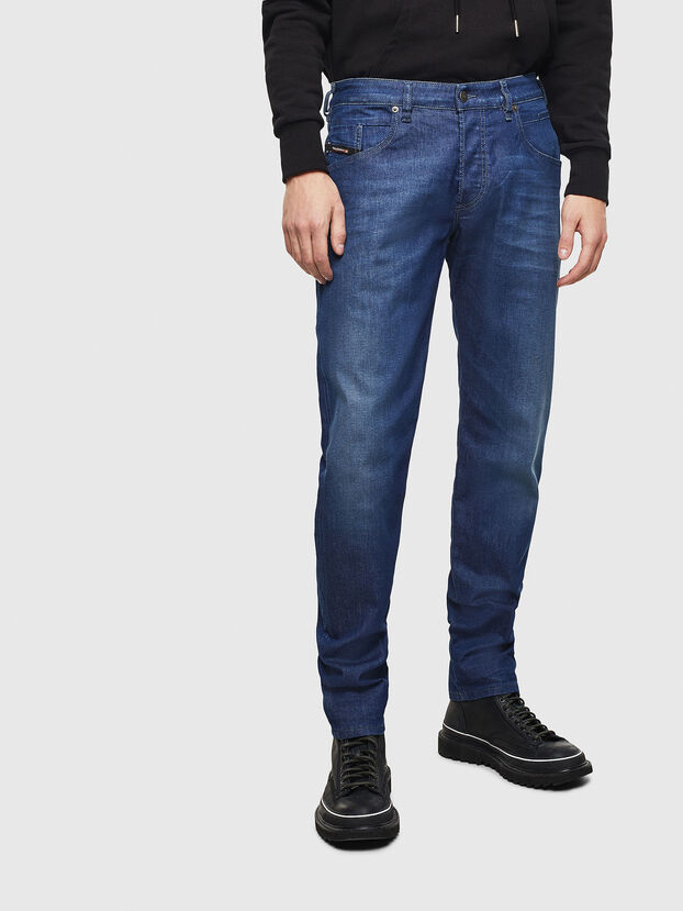 D-Bazer 069LQ, Medium blue - Jeans