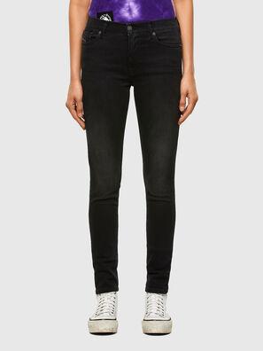 D-Roisin 069MZ, Black/Dark grey - Jeans