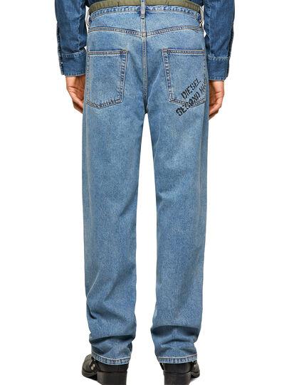 Diesel - DxD-P2 0CBBI, Light Blue - Jeans - Image 2