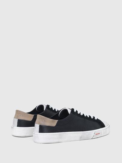 Diesel - S-MYDORI LC, Black/Beige - Sneakers - Image 3