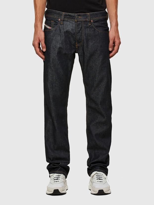 Larkee 009HF, Dark Blue - Jeans