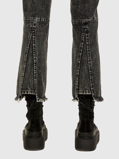 Diesel - D-Earlie 009DN, Black/Dark grey - Jeans - Image 7