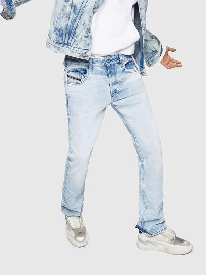 Diesel - D-Ligenz 0078C, Light Blue - Jeans - Image 1