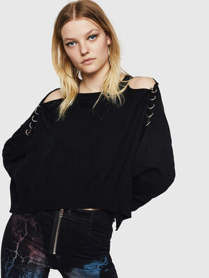 M-NETTY, Black - Knitwear