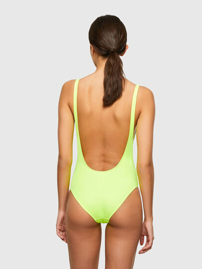 Diesel - BFSW-LIAZZ, Green Fluo - Swimsuits - Image 2