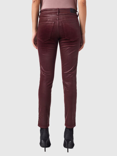 Diesel - Babhila 069XI, Red - Jeans - Image 2