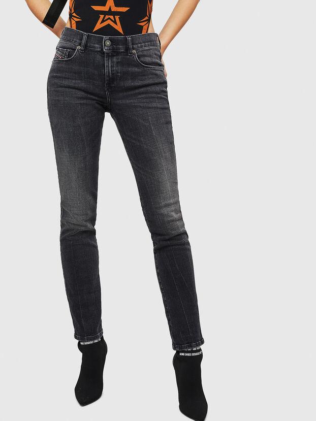 Sandy 081AH, Black/Dark grey - Jeans