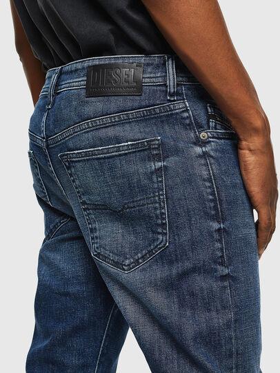 Diesel - Buster 0098P, Dark Blue - Jeans - Image 4