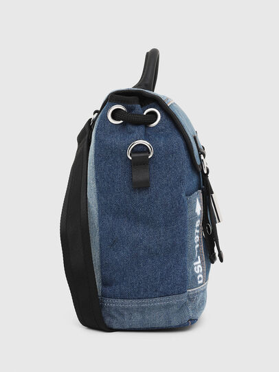 Diesel - DENIPACK, Blue Jeans - Backpacks - Image 2