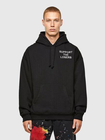 Diesel - S-UMMERHO, Black - Sweaters - Image 1
