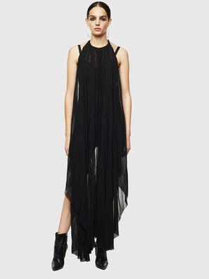 D-SOLEIL, Black - Dresses
