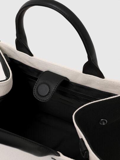 Diesel - SANBONNY MPF, Black/White - Satchels and Handbags - Image 4