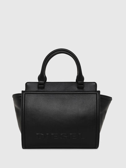 Diesel - BADIA, Black - Satchels and Handbags - Image 1
