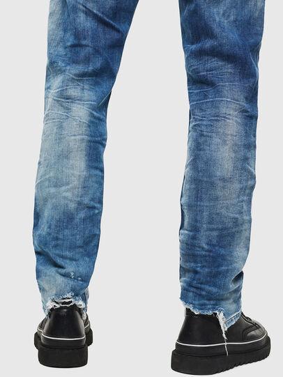 Diesel - Krooley JoggJeans 087AC, Medium blue - Jeans - Image 5