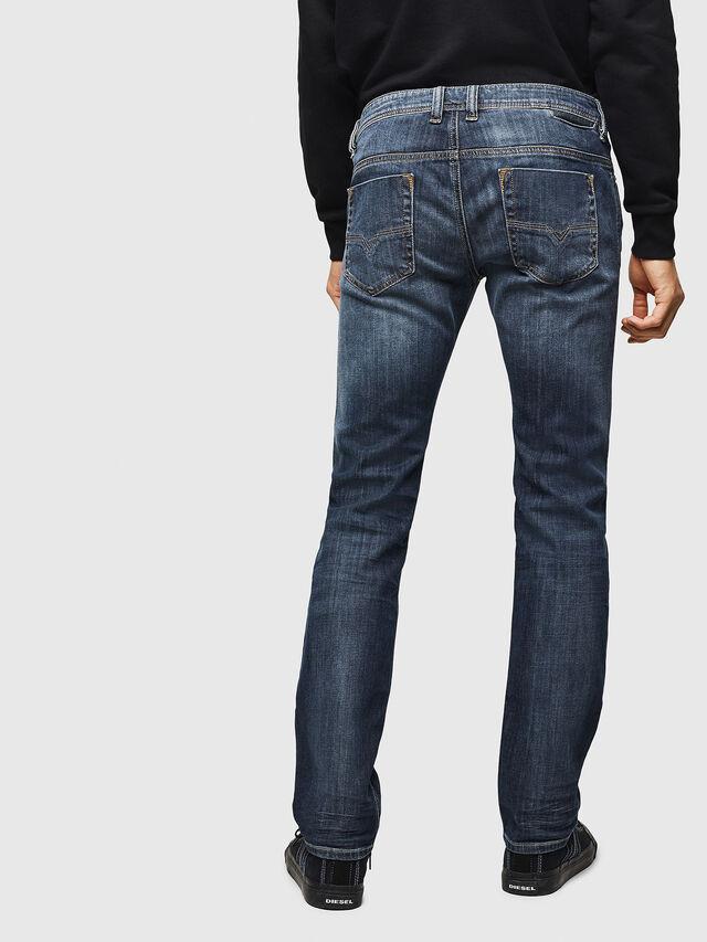 Diesel Safado 0885K, Dark Blue - Jeans - Image 2