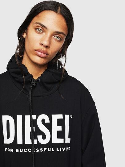 Diesel - D-ILSE-T, Black - Dresses - Image 3