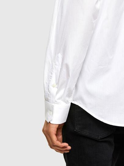 Diesel - S-WEIR, White - Shirts - Image 4