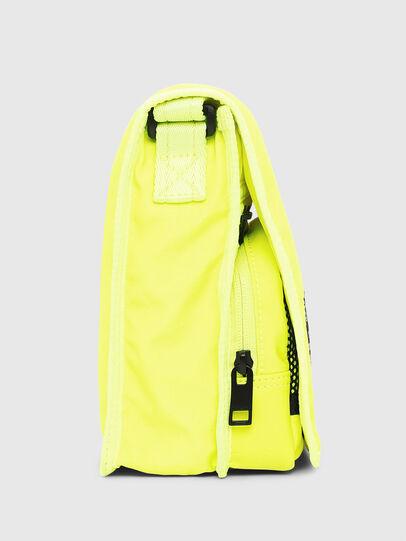 Diesel - ANKO, Yellow Fluo - Crossbody Bags - Image 3