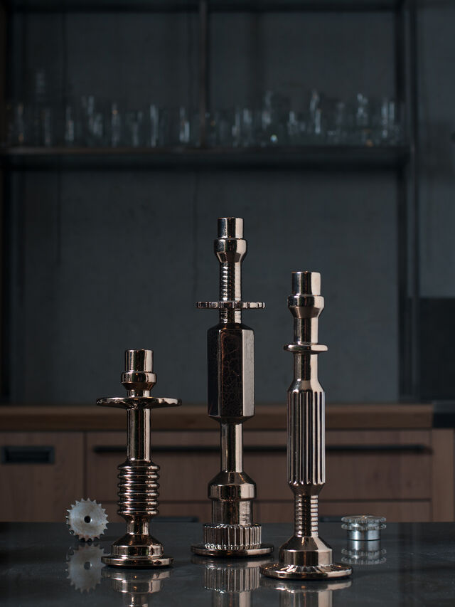 Living 10952 TRANSMISSION, Bronze - Home Accessories - Image 5