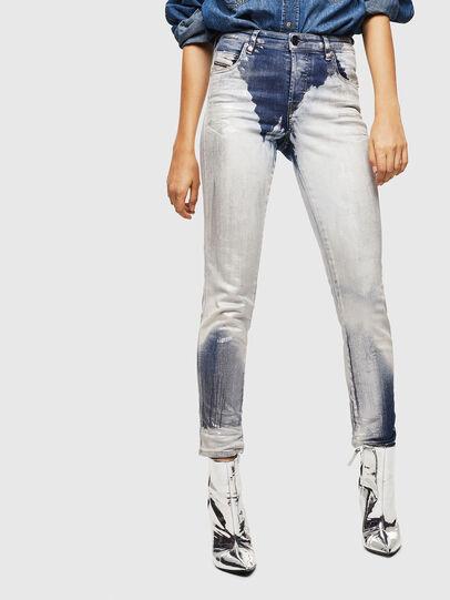 Diesel - Babhila 0094W, Medium blue - Jeans - Image 1