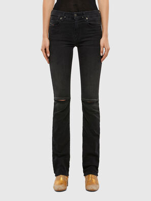 Slandy-B 069QN, Black/Dark grey - Jeans