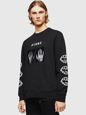 SNEILB-X1, Black - Sweaters
