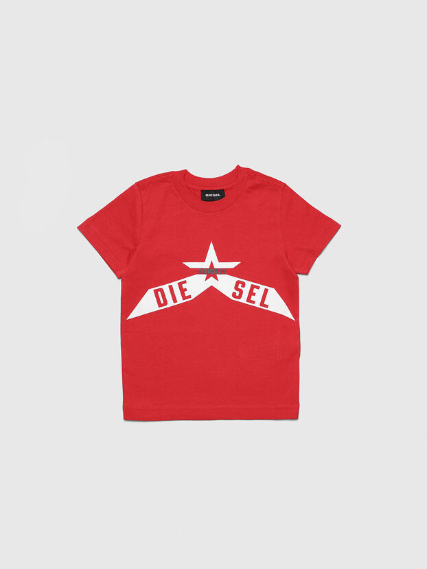 TDIEGOA7B-R, Red - T-shirts and Tops